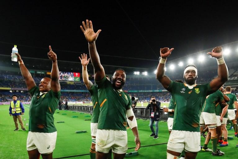 """Nic Balthazar: """"De finale van het WK rugby wordt een soort Boerenkrijg"""""""