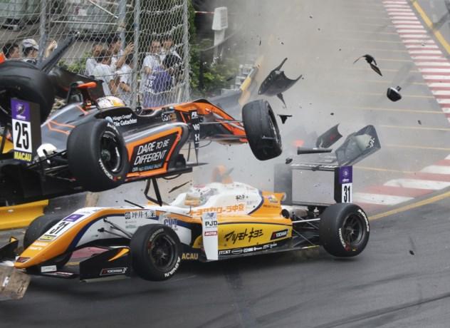 Sophia Flörsch gaat jaar na horrorcrash opnieuw in Macau racen