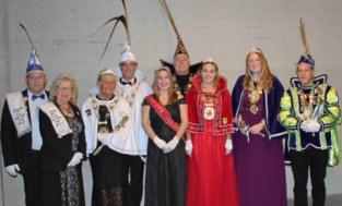 Drie carnavalsprinsen en -prinsessen in Bloemendorp Waanrode