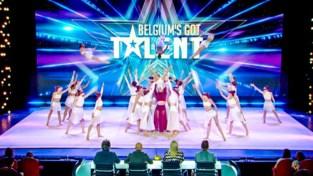 Turnclub Athena is eerste finalist van 'Belgium's Got Talent'