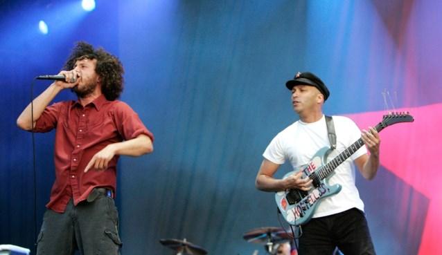 Rage Against the Machine gaat opnieuw optreden
