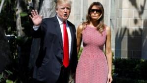"""President Trump verhuist naar Florida: """"Ik vind het vreselijk om deze beslissingen te moeten nemen"""""""