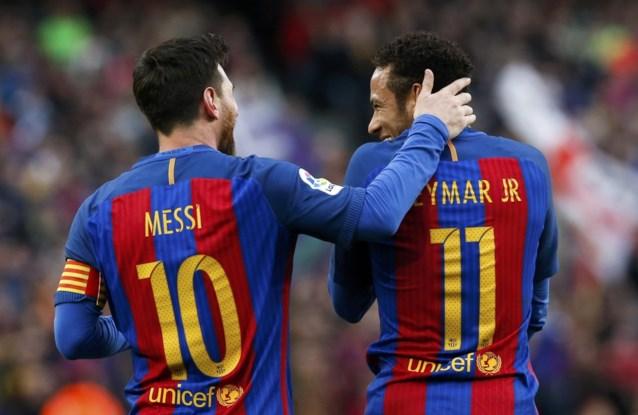 Barcelona-spelers wouden loon laten herzien om Neymar terug naar Camp Nou te halen