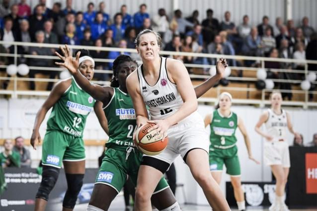 Dames van Sint-Katelijne-Waver boeken tweede zege in Eurocup basket