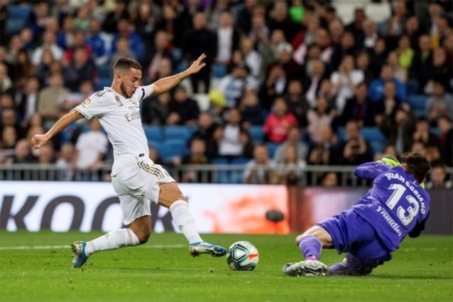 """Zinédine Zidane is tevreden over Hazard: """"Maar hij moet nog meer scoren"""""""