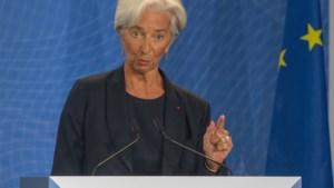 Christine Lagarde, officieel baas van Europese Centrale Bank, uit meteen kritiek op Nederland en Duitsland