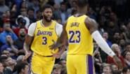 Sterke LeBron James leidt Lakers met triple-double voorbij Dallas