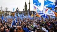"""Tienduizenden Schotten op straat voor onafhankelijkheid: """"Brexit is een ramp"""""""