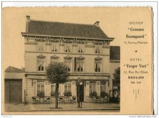 Groenen Boomgaard was eerste luxehotel in onze streek