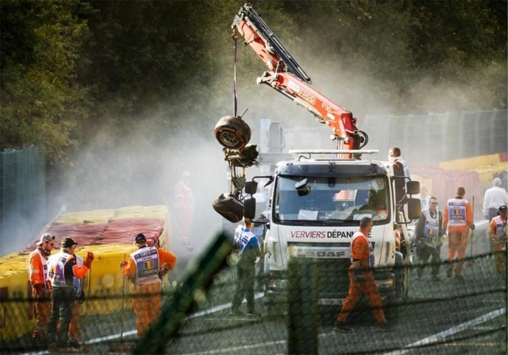 Formule 2- rijder Correa opnieuw thuis na horrorcrash in Spa-Francorchamps, maandenlange revalidatie volgt