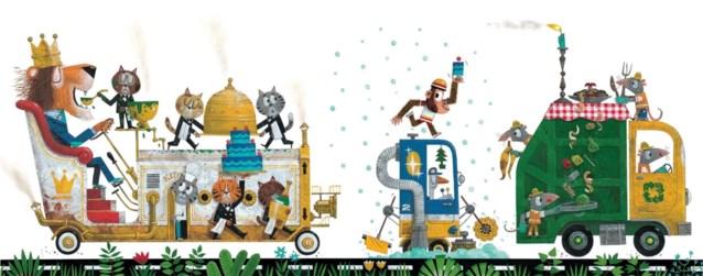 Vlaams boek door New York Times verkozen tot een van de beste 10 kinderboeken van 2019