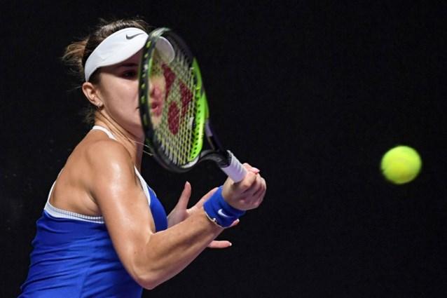 Titelverdedigster Svitolina verovert eerste finaleticket in WTA Finals