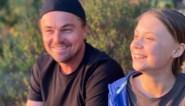 """Greta Thunberg en Leonardo DiCaprio hebben elkaar gevonden: """"Ze is een leider van deze tijd"""""""