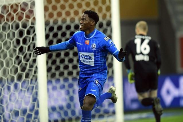 Gent behoudt het maximum voor eigen publiek na felbevochten zege tegen Standard in wedstrijd met twee rode kaarten