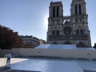 Parijse Notre Dame wordt weer proper dankzij knap staaltje Vlaamse technologie