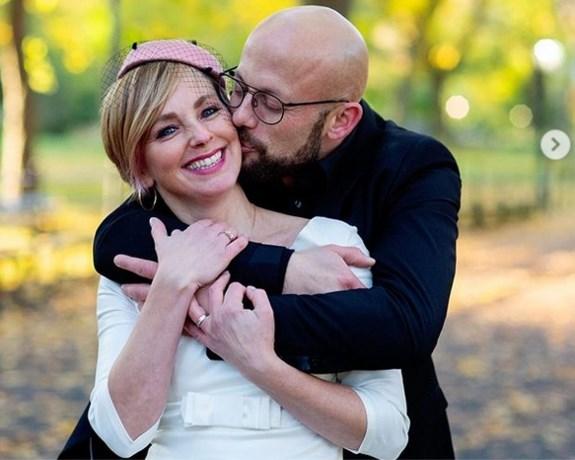 Staf Coppens trouwt opnieuw in New York