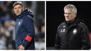 Trainers onder druk: alarmfase rood voor Felice Mazzu bij Genk en Laszlo Bölöni bij Antwerp