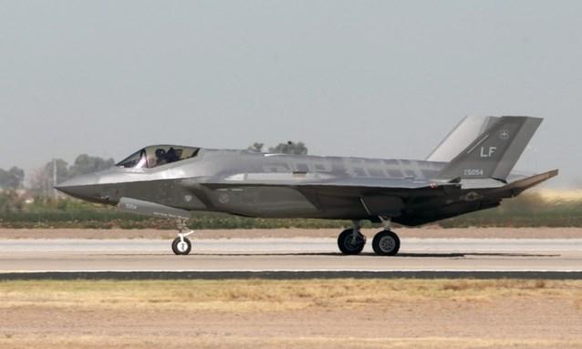 Belgische F-35-piloten zullen in Arizona worden opgeleid