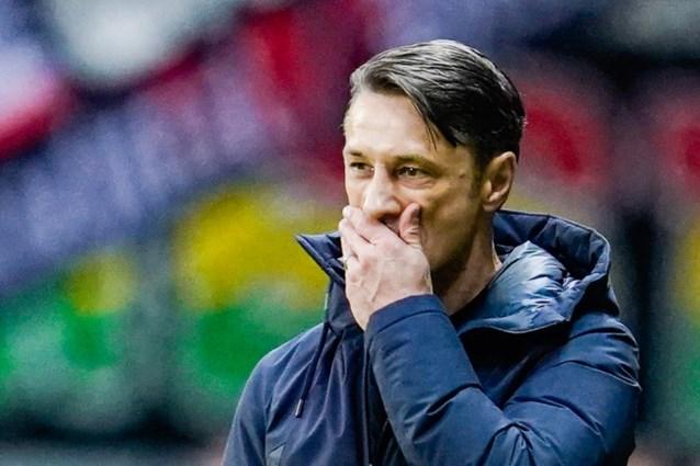 Bayern ontslaat coach Kovac na pandoering tegen Frankfurt