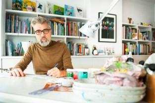 """Voor het eerst wordt Vlaamse kinderboekillustrator bekroond door New York Times: """"Mijn boeken zijn te moeilijk voor volwassenen"""""""