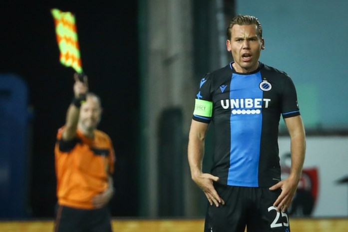 Verdwijnt Unibet straks op de truitjes van Club Brugge?