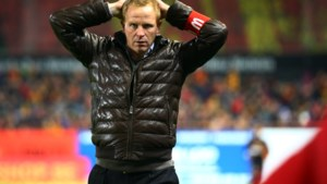 "Wouter Vrancken wil revanche na thuisnederlaag: ""Niet minder 'pissed' omdat we nog steeds derde staan"""