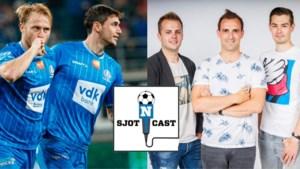 SJOTCAST. Is AA Gent nu de grootste uitdager van Club Brugge voor de titel? Aflevering 13 staat online!