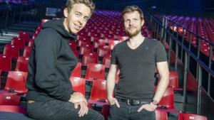 """Jelle Cleymans en Jonas Van Geel brengen voor het eerst eigen nummer uit: """"We zijn een beetje angstig om wat dat zal geven"""""""