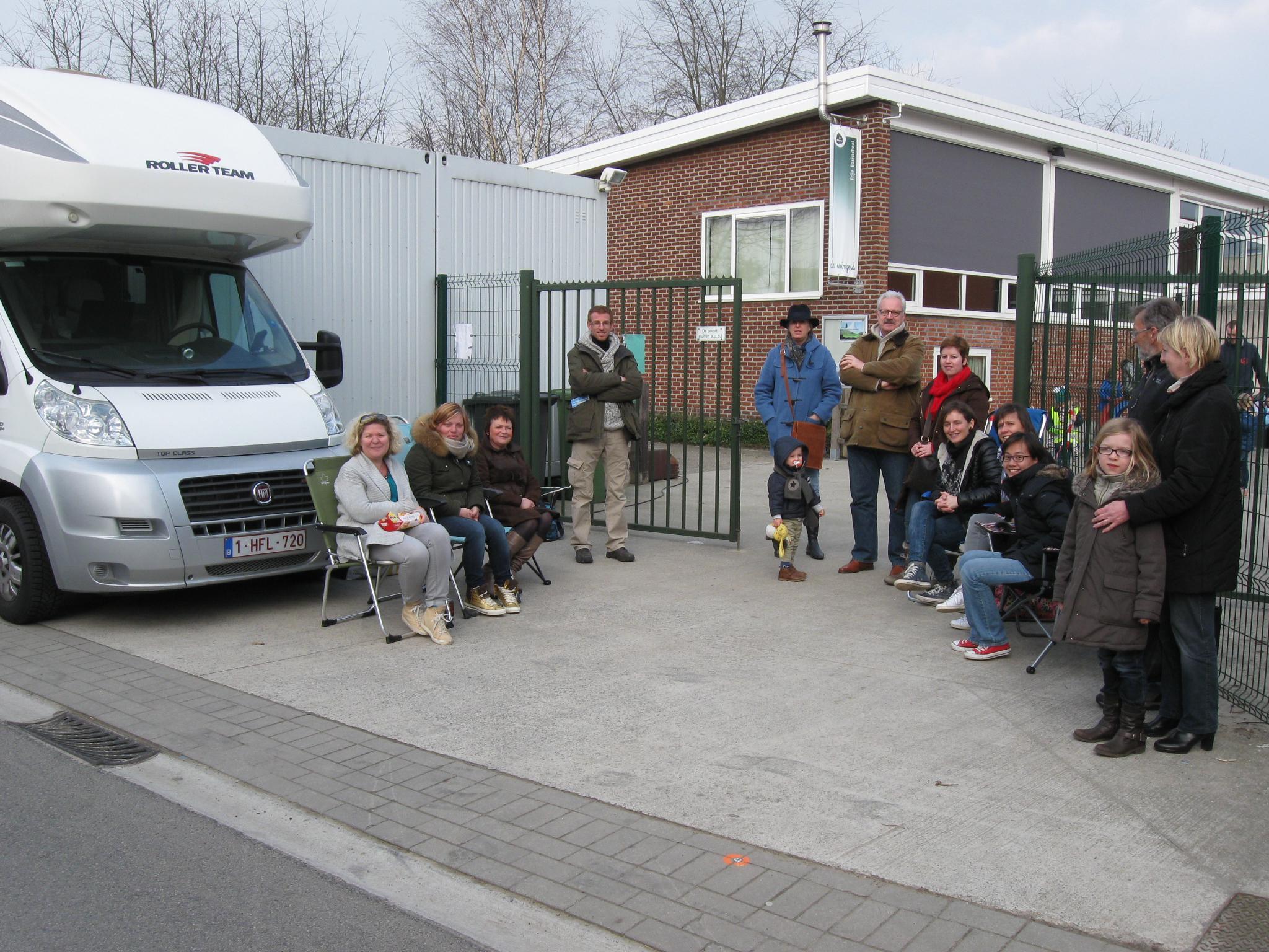 Gedaan met schoolkamperen - Het Nieuwsblad