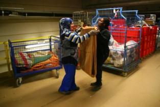Kringwinkel zamelt dekens in voor daklozen