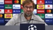 """Jürgen Klopp bedankt Genk: """"Het is ongelooflijk welke spelers zij over de wereld hebben uitgestuurd"""""""