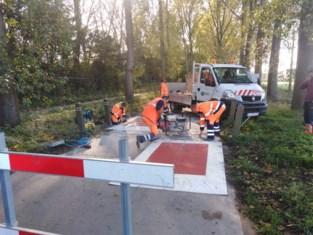Door te drukke verkeer moeten bermen Poeldijkstraat hersteld worden (en mogelijk heeft Nederlandse Terneuzen goed nieuws voor de gemeentekas)