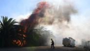 Trump en gouverneur bekvechten over bosbranden in Californië