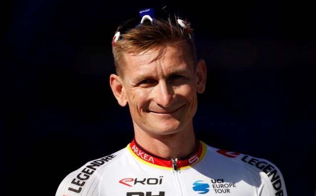 André Greipel stelt pensioen nog een jaartje uit en gaat voor Israel Cycling Academy sprinten