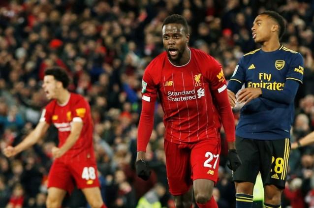 """Liverpool moet door overvolle kalender twee dagen op rij spelen, maar """"kerstdag om 3 uur 's nachts"""" werd vermeden"""