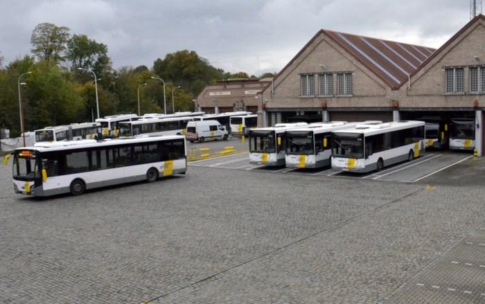 """Busverkeer zwaar verstoord: """"Personeel voelt zich niet gewaardeerd en is uitgeput"""""""