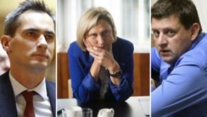 """N-VA schuift zwarte piet door naar Paul Magnette, CD&V legt verantwoordelijkheid bij """"twee grootste partijen"""" en Crombez vraagt duidelijkheid"""