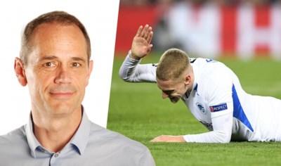 Chef voetbal Ludo Vandewalle vindt prestatie van Genk bemoedigend voor de Limburgers, én voor Club Brugge