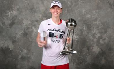 Ieper huldigt zondag WNBA-kampioenen Emma Meesseman en Kim Mestdagh