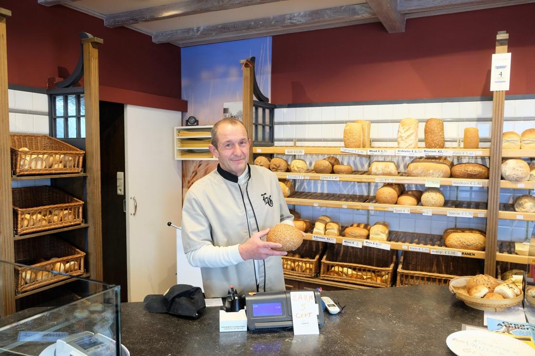 """Erwin Gryp zet een punt achter 70 jaar bakkerij Gryp: """"Ik klopte weken van 80 uur"""""""
