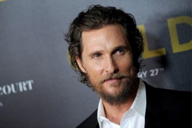 Matthew McConaughey viert zijn vijftigste verjaardag met debuut op Instagram