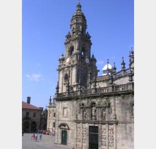 Santiago de Compostella, de weg is het doel