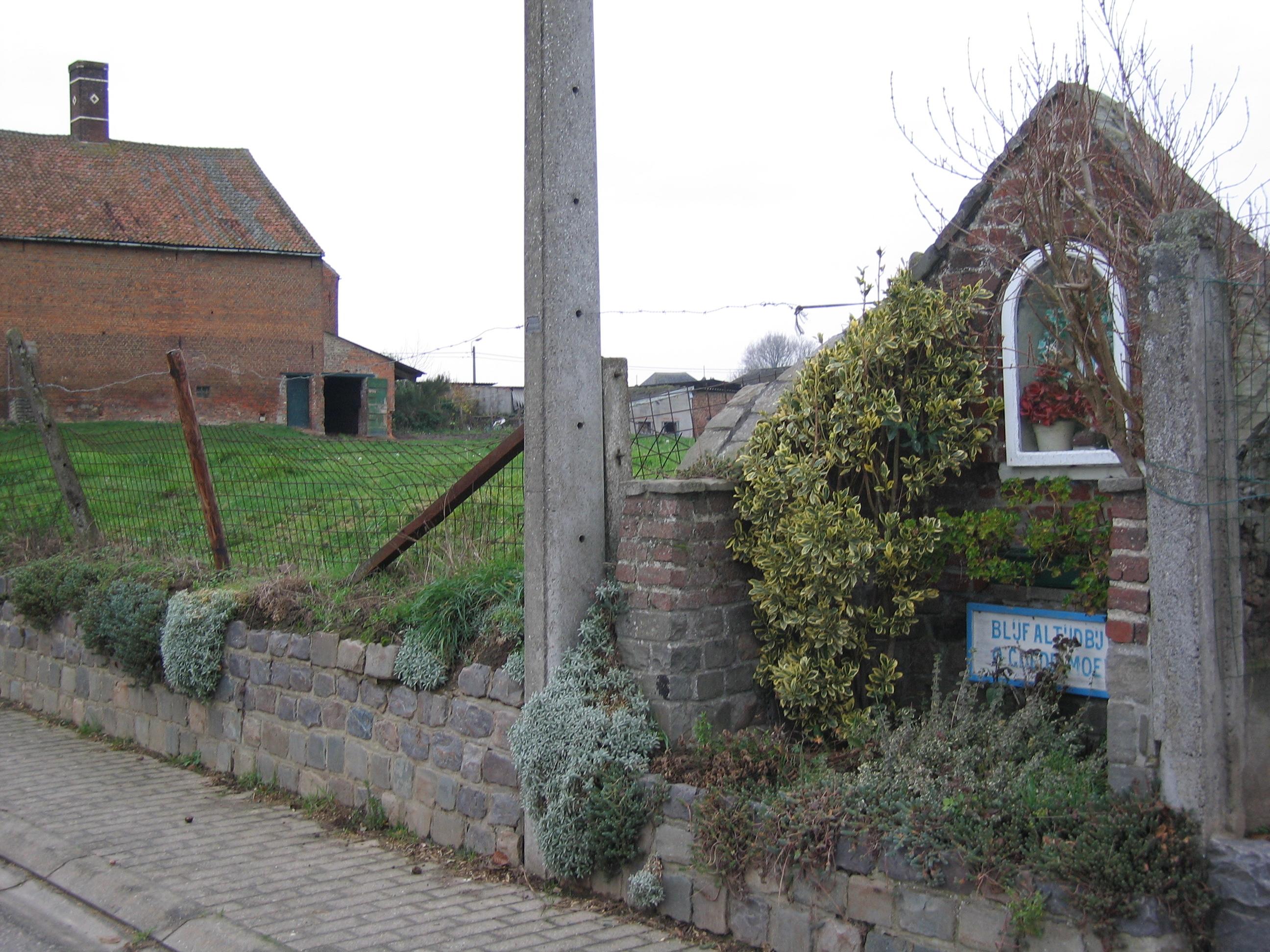 Oproep voor peters en meters van kapellen - Het Nieuwsblad
