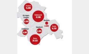 """Burgemeester van Oudenaarde wil niet zeggen welke gemeenten interesse hebben in fusie: """"Dat ligt veel te gevoelig"""""""