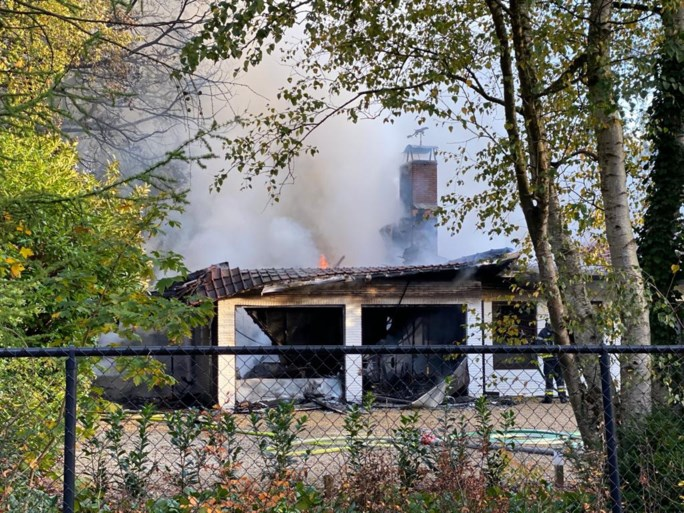 Geen gewonden bij uitslaande brand in Schilde