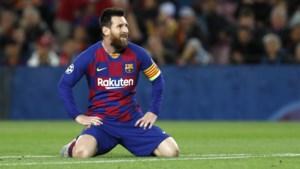 Barcelona komt thuis tegen Slavia Praag niet tot scoren, RB Leipzig met anderhalf been in achtste finales Champions League