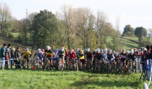 Cyclocross in Den Dael in Kester