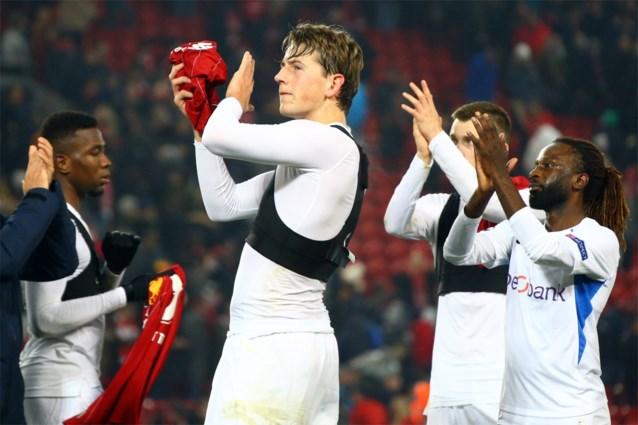 """Britse pers zag dat Liverpool vooral """"met zondag"""" in het hoofd zat, punten voor Genk-spelers zijn overwegend positief"""