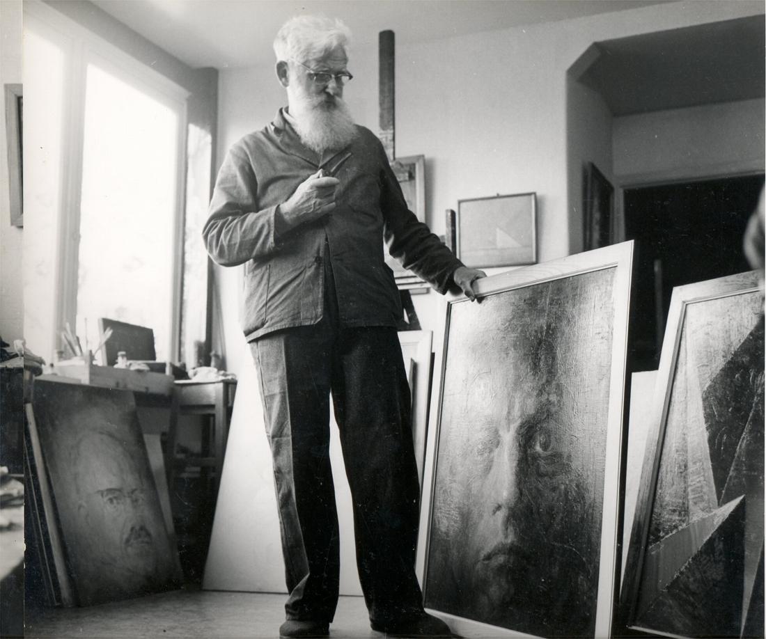 Biograaf zoekt mensen met een verhaal over kunstschilder Felix De Boeck