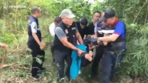 Koppel dat uit Thaise gevangenis ontsnapte twee dagen later opgepakt